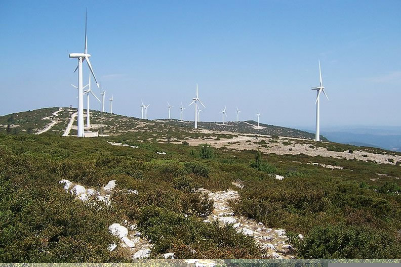 France 5MW a wind power grid project